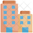 Office Enterprise Building Icon