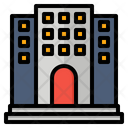 Building Enterprise Icon Icon
