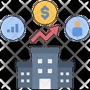Enterprise Resource Planning Erp Enterprise Icon