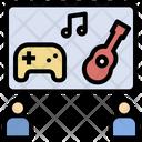 Pleasure Activity Recreation Icon
