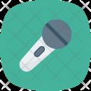 Entertainment Mic Microphone Icon