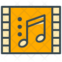 Entertainment Music Note Icon