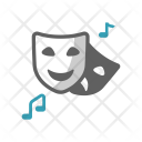 Entertainment Mask Comedy Icon