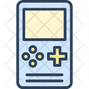 Entertainment Game Game Device Icon