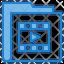 Entertainment Folder Icon