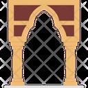 Entrance Gate Mosque Icon