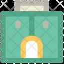 Entrance Entry Portal Icon