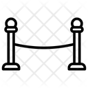 Entrance Barrier Road Barrier Safety Barrier Icon