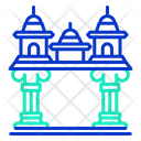 Entrance Gate Icon