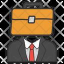 Businessman Entrepreneur Tycon Icon