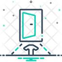 Input Penetration Entry Icon