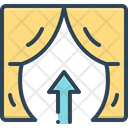 Entry Arrival Penetration Icon