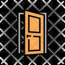 Entry Door Color Icon
