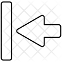 Entry Arrow Left Icon