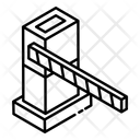 Entry Barrier Icon