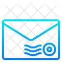 Envelop Stamp Icon
