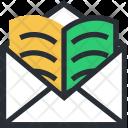 Envelope Inbox Email Icon