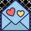 Envelope Letter Love Letter Icon