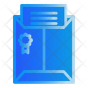 Envelope Money Document Icon