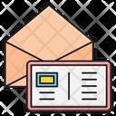 Envelope Letter Box Icon