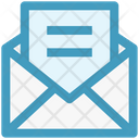 Letter Envelope Message Icon