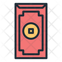 Chinese Red Envelope Icon