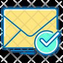 Envelope Delivered Letter Icon
