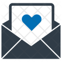 Envelope Love Letter Love Message Icon