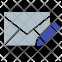Envelope Edit Write Icon