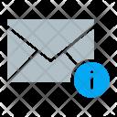 Envelope Detail Info Icon