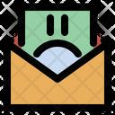 Envelope Cash Dollar Icon