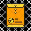 Envelope Logo Merchandise Icon