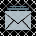 Envelope Mails Mailbox Icon
