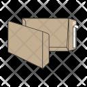 Envelope Craft Peel Icon