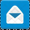 Envelope Open Message Icon