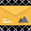 Envelope Brand Branding Icon