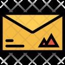 Envelope Design Brand Icon
