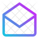 Envelope Open Message Email Icon
