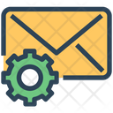 Seo Envelope Letter Icon