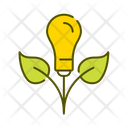 Environment Power Ecology Icon