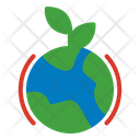 Environment Earth Ecology Icon