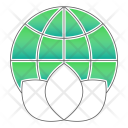 Environment Globe World Icon