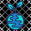 Environment Earth Eco Icon