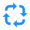 Environment Recycle Icon