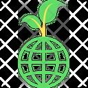 Enviroment Energy Nature Icon