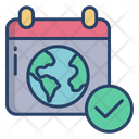 Environment Day Earth Day Day Icon