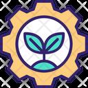 Environment Management Eco Management Eco Setting Icon