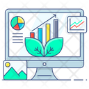 Environment Analysis Environment Statistics Environmental Stats Icon