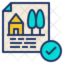 Approved Environmental Impact Icon