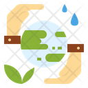Environmental Awareness Ecosystem Icon